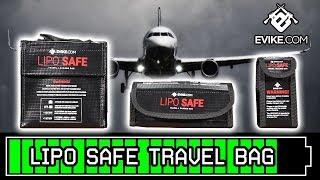 Evike.com LiPo Safe Bag - Charging and Traveling Battery Bag