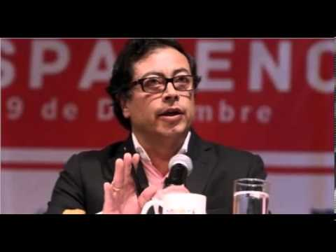 Bogota Mayor Gustavo Petro Removed From Office
