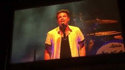 """Train opening with """"Calling All Angels"""" @ Hollywood Casino Amphitheatre Tinley Park Chicago 2019"""