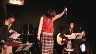初めてのワンマンライブ『こぢんまりした休憩所』by chika 安東由美子 検索動画 12