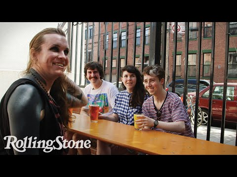 See Laura Jane Grace and Transgender-Fronted Band Spook School Meet