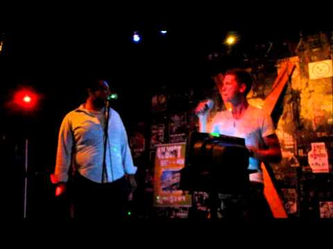 Justin & Stawn @ Exile Karaoke - Columbus OH