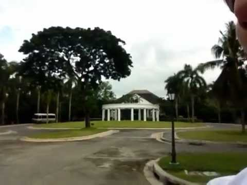 Your Manila tour guide takes you to Manila  Southwoods Golf & Country Club