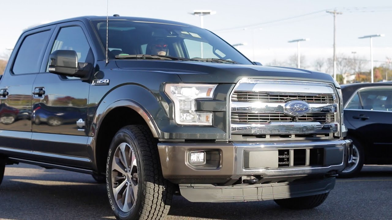 The 2015 ford f150 for sale morries minnetonka ford mn youtube