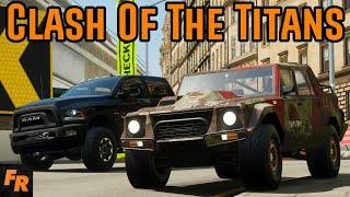 Clash Of The Titans - Forza Horizon 4
