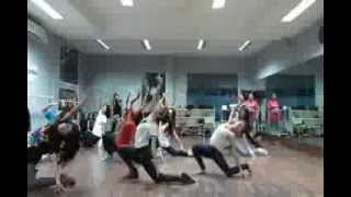 Beyonce - End of time Choreography  Bodylicious Class by Yessy Hutabarat UDW