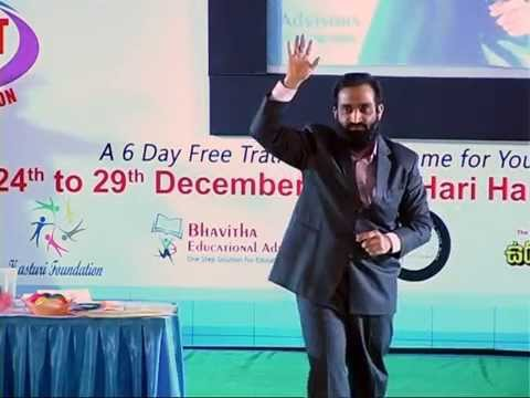 IMPACT 2013 Hyderabad : Am i A Friend Or An Enemy To Me, a great Talk by Br Shafi