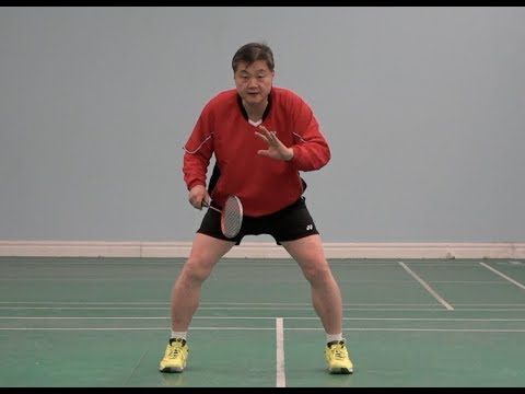 Course 3. Forehand clear step type 1. Lesson 1. First 2 steps using 2 Step One