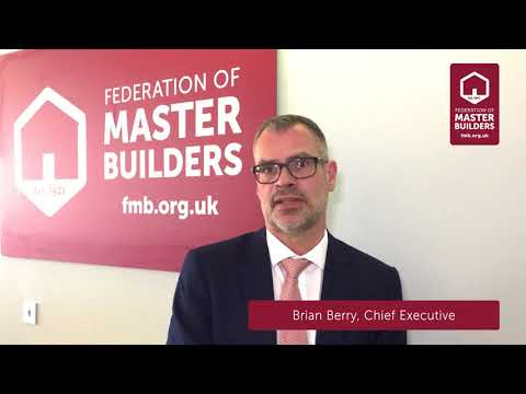 British Building Conference: Building a better future - Launch video from Brian Berry
