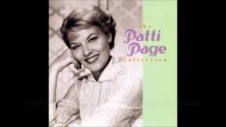 Scarlet Ribbons (with lyrics) -  Patti Page YouTube Videos