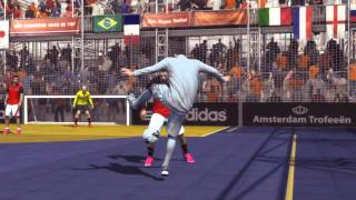 FIFA Street - Goals and Skills Montage