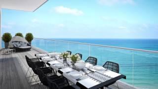 des appartements de luxe au bord de la mer - Briga Towers et l'immeuble des terrasses