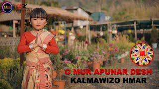 O Mur Apunar Desh&#39 ll State Anthem of Assam ll Kalmawizo Hmar
