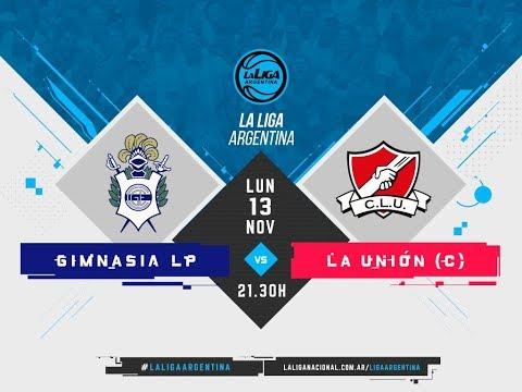 #LaLigaArgentina   13.11 Gimnasia y Esgrima de La Plata vs. La Unión de Colón