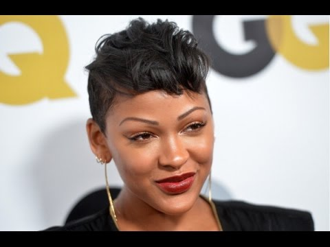 meagan good hairstyle - youtube