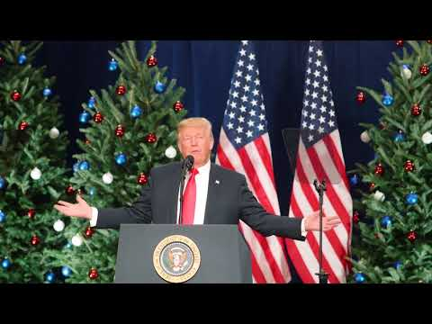 Video: President Trump visits St. Charles to push tax cut plan