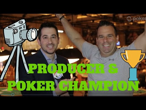 Randall Emmett: Hollywood Producer & Now Poker Champion