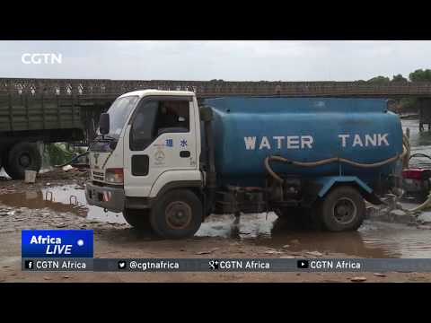 Juba residents have to pay $2 for 100 litres of water