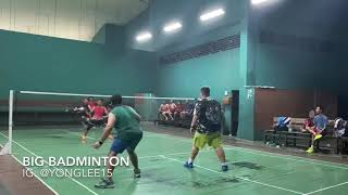 FAT BUT HAVE AN AMAZING FOOTWORK!! BADMINTON MOTIVATION FOR BEGINNERS!! UNBELIEVABLE!!