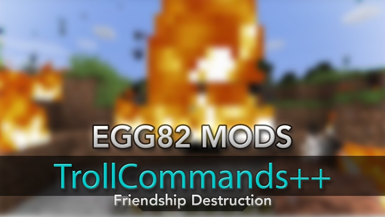 TrollCommands++ : Troll Your Frenemies! | SpigotMC - High