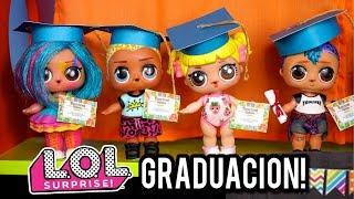 LOL Bebe Goldie y Punk Boi Ultimo dia de Clases! Graduacion de Kinder!