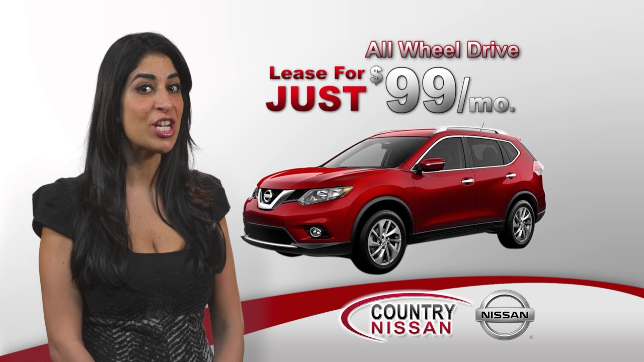 No Games, No Gimmicks, Just Great Deals at Country Nissan! - YouTube
