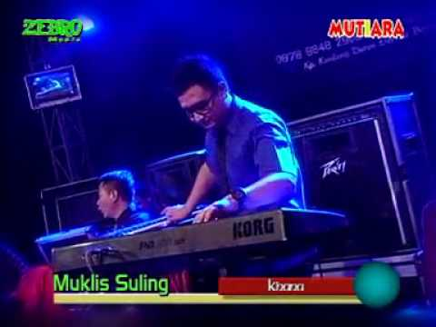Mukhlis Suling - Khana, zebro music rawa kalong