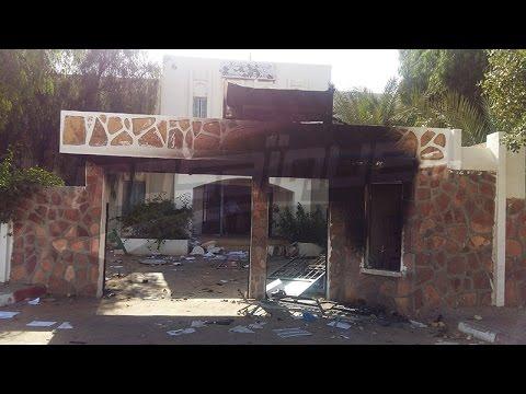 Tataouine: les sièges du district de sûreté et de la GN incendiés