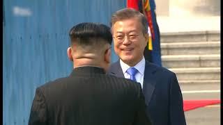 """Программа- """"Большое путешествие.  Южная Корея-Демилитаризованная Зона"""