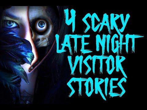 4 TRUE SCARY Stranger Encounter Stories- Original Night Stalker. Featuring Elize Alexis!