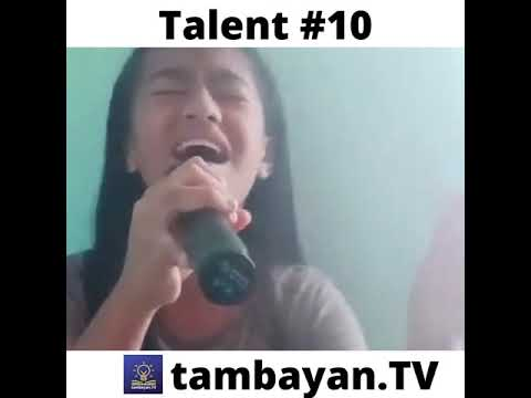 Tambayan TV  Got Talent I Keziah Simeon