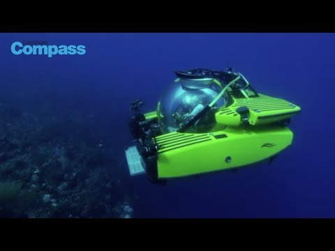 Hi-tech subs explore Cayman's twilight zone