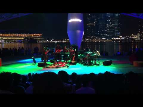 The Trees & The Wild - Our Roots (Baybeats 2012, Live at Esplanade SG)