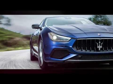 New Maserati Ghibli 2018 Model Year Facelift