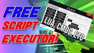 JJSPLOIT v4 | 😧 KOSTENLOSE ROBLOX SCRIPT EXECUTOR!!! 😧 | LUA, CMDS, ETC!!! | ROBLOX EXPLOIT