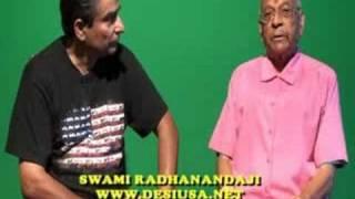 Baixar INTERVIEW WITH SWAMI RADHANANDAJI DESIUSA TV