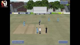 CricketGaming's International Cricket Captain 2010 Gameplay Video