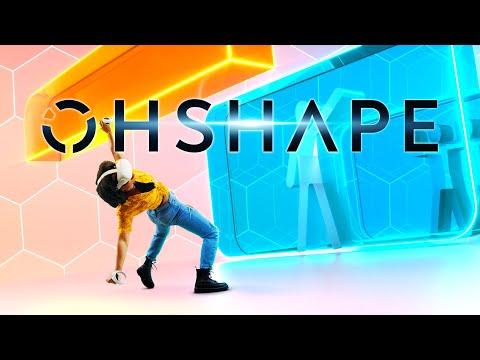 OhShape  |  Oculus Quest + Rift Platforms