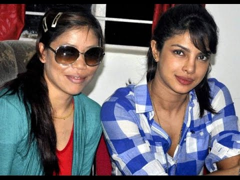 Mary Kom cried when she saw the trailer of the film - Priyanka Chopra