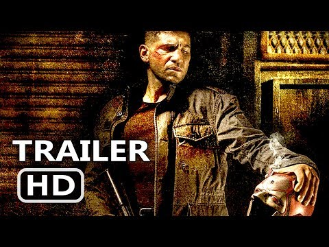 Thumbnail: Marvel's THE PUNISHER Official Trailer (2017) Netflix, TV Show HD