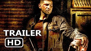 Marvel's THE PUNISHER Official Trailer (2017) Netflix, TV Show HD