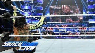 Download Video Jeff Hardy vs. Randy Orton: SmackDown LIVE, Dec. 4, 2018 MP3 3GP MP4