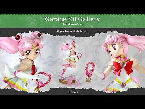 Garage Kit Gallery - Super Sailor Chibi Moon