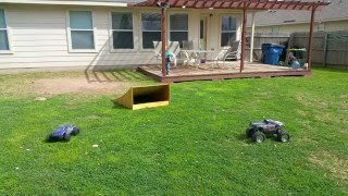 rcvati redcat racing volcano ground pounder 1 10 scale backyard fun