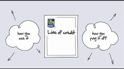 Paying off your line of credit