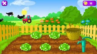 Game Anak : Serunya Bertani Di Kebun