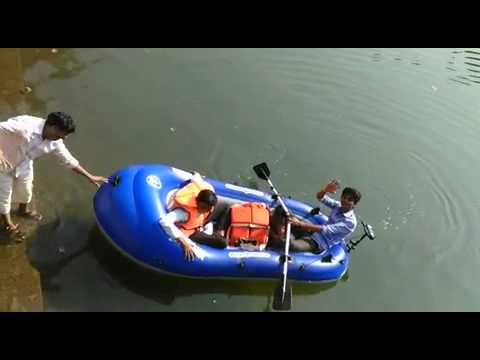 Inflatable boat wild river in ratnagiri youtube inflatable boat wild river in ratnagiri sciox Gallery