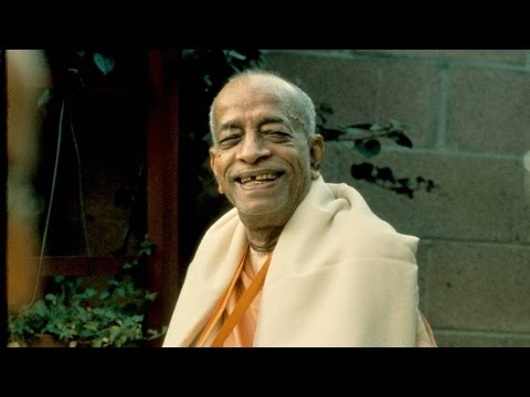 """No More Fear"" by Srila Prabhupada (SB 3.25.43) Bombay, December 11, 1974 | Spiritual Enlightenment"