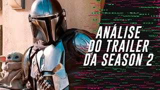 THE MANDALORIAN | Trailer React e Análise do Trailer
