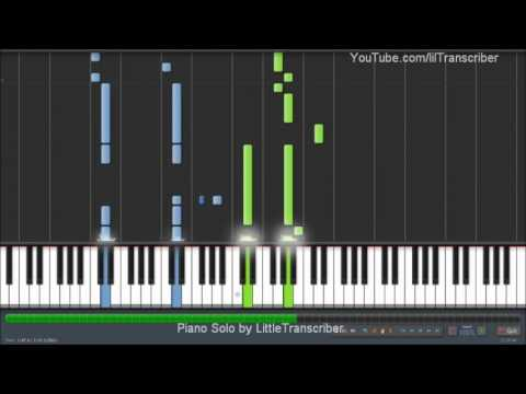 Taylor Swift - We Are Never Ever Getting Back Together (Piano Cover) by LittleTranscriber